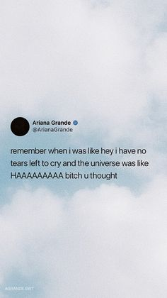 mood wallpaper quotes funny Ariana Grande iPhone Wallpaper my insta: Alexa G. Twitter Quotes, Tweet Quotes, Mood Quotes, Life Quotes, Quotes Quotes, Sassy Quotes, Qoutes, Wallpaper Aesthetic, Mood Wallpaper