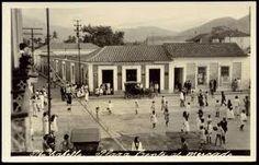antiguo mercado municipal de puerto cabello.venezuela