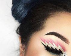 Make up star pink