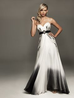 70 Best Black And White Ideas Images Formal Dresses Marriage