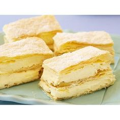 This authentic French style vanilla slice recipe, or mille feuilles, is different to an Australian slice. It's best served simple, with no icing.
