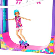 team stacie dolls - Yahoo Image Search Results Mattel Barbie, Toys For Boys, Kids Toys, Kids Role Play, Skateboard Ramps, Barbie Sisters, Sport Outfit, Doll Clothes Barbie, Basketball