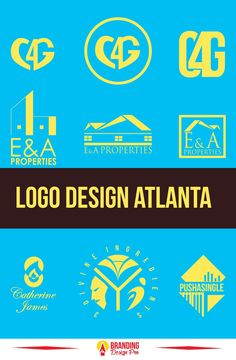 Atlanta logo design graphic designer. Looking for an Atlanta logo designer. Over the years I've worked with many clients to help them bring their brand identity and vision to life visually. Visit brandingdesignpro.com for prices and for more info. Logos starting as low as $157. Schedule a FREE consultation call today. ( logo design, brand identity design, custom logo design, Atlanta logo design) #logodesign #logos #graphicdesign #graphicdesigner #logodesigner Vector Logo Design, Best Logo Design, Brand Identity Design, Custom Logo Design, Branding Design, Freelance Graphic Design, Graphic Design Services, Atlanta, Great Logos