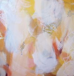 """Saatchi Art Artist: A C; Acrylic 2013 Painting """"Don't Forget about Summer"""""""