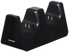 dreamGEAR Dual Charge Station for Xbox One Controllers  Rechargeable Batteries IncludedSimultaneous Charging ** Read more reviews of the product by visiting the link on the image.Note:It is affiliate link to Amazon.