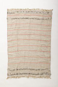 Handira Blanket - Anthropologie.com