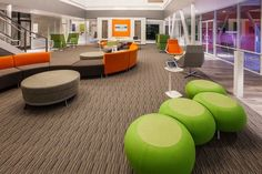 Beau Collaboration Office Furniture Creates A Creative, Relaxed Environment  Where Team Members Can Come Together For
