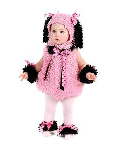 Amazon.com: Pink Poodle Infant/Toddler Halloween Costume: Princess Paradise: Toys & Games