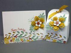 "Nikki Spencer-My Sandbox Just Add Ink #294...""something New Blog Hop"" #Botanical #StampinUp"