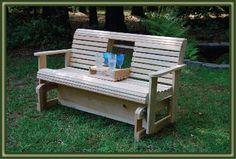 Porch Gliders - Porch Swings - Patio Swings - Outdoor Swings