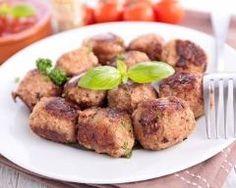 Boulettes de porc aux herbes