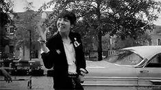 My favorite scene in the whole MV. XD | #Bangtan #BTS #Jhope