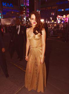 Kristen Stewert's dress !