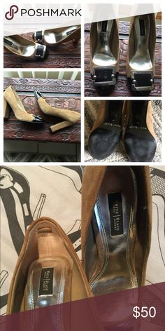 f51d070bc02 No.6 Two Strap Clog on High Heel Worn once size 38 clog sandals from ...