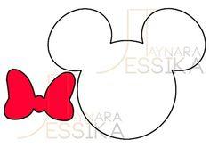 Fotos De Mrzweebles En Felt Christmas Ornaments En 2020 Disney Diy, Disney Crafts, Minnie Mouse Template, Mickey Minnie Mouse, Felt Crafts Diy, Felt Diy, Dance Crafts, Diy Gift Box, Sewing Patterns