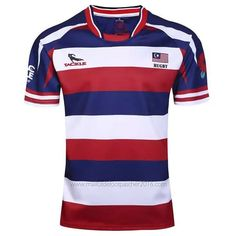 Malaysia Red and White Rugby Shirt Harley Davidson T Shirts, Shirt Store, Rugby Jerseys, Rugby Shirts, Football Shirts, Stylish Men, Tshirts Online, T Shirts For Women, Mens Tops