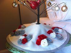 21 diy christmas tree skirts