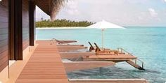 One and Only Reethi Rah, Maldives.  Escape.