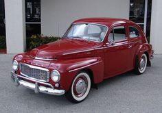 BaT Exclusive: Restored 1963 Volvo PV544