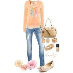 Spring, created by cindy32tn on Polyvore
