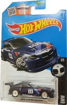 is part of the 2016 Super Treasure Hunt set and in the BMW series. The car has Spectraflame blue paint with a hood and sides that feature a blue diagonal stripe, a red diagonal stripe, … Hot Wheels Treasure Hunt, Super Treasure Hunt, Custom Hot Wheels, Hot Wheels Cars, Carros Hot Wheels, Bmw Z4 M, Toys R Us Kids, Batman Batmobile, Matchbox Cars