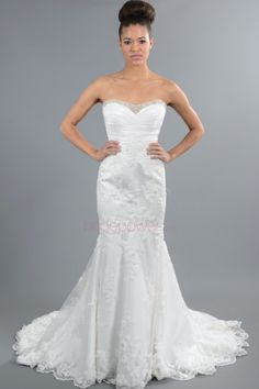 Casablanca Trumpet 13178 Vows Bridal, 15th Wedding Anniversary, Matron Of Honour, Casablanca, Trumpet, One Shoulder Wedding Dress, Lily, Wedding Dresses, Fashion
