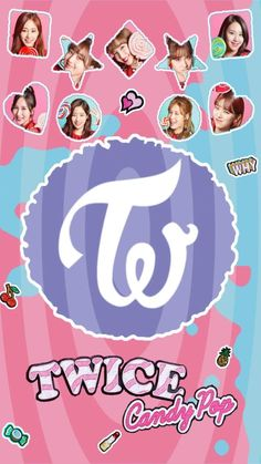 TWICE #CandyPop #wallpaper