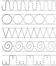 Free printable shapes worksheets for toddlers and preschoolers. Preschool shapes activities such as find and color, tracing shapes and shapes coloring pages. Preschool Writing, Preschool Learning Activities, Free Preschool, Toddler Learning, Toddler Preschool, Preschool Centers, Preschool Activity Sheets, Free Activities, Tracing Worksheets