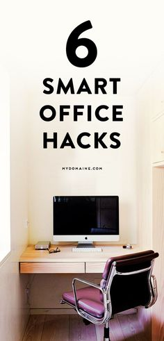 Office hacks you should know for staying focused at work