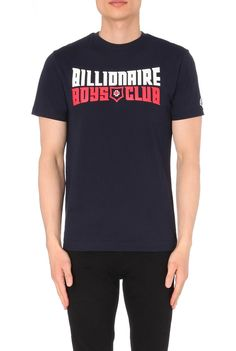 BILLIONAIRE BOYS CLUB - Health cotton-jersey t-shirt | Selfridges.com