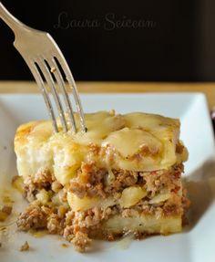 Tasty, Yummy Food, Apple Pie, Lasagna, Cooking Recipes, Lunch, Breakfast, Yum Yum, Ethnic Recipes