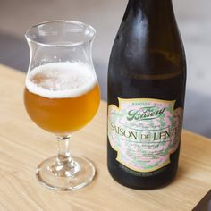 Beer Review: The Bruery's Saison de Lente — Beer Sessions