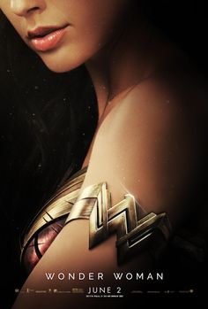 New poster for Wonder Woman