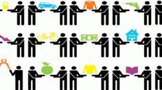 Français langue étonnante  Amap, Crowfunding, Blabla car... quèsaco ?!! Pour se mettre à la page sur ces nouvelles tendances, voici une proposition de cours sur laconsommation collaborativedestinée àdes étudiants denivea...