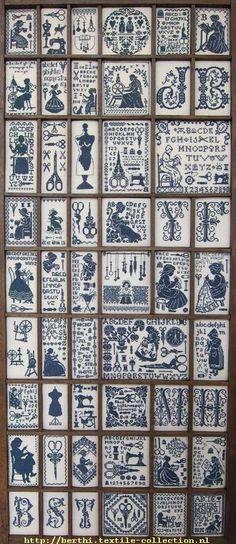 Casier_imprimeur_bleu_berthi_textile_collection