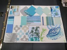 Jenny Blanc Blog - Barbados Scheme Designed by Tyra in London