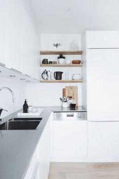 expanded image Kitchen Dining, Kitchen Cabinets, Kitchen Islands, Interior, Kitchen Ideas, Room, Kitchens, Design, Home Decor