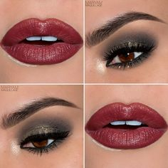 I'm so ready for holiday makeup!!!  Who's with me?!