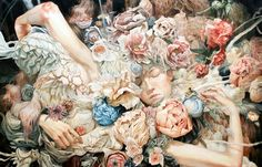 Juxtapoz Magazine - Meghan Howland's Rich Oil Paintings