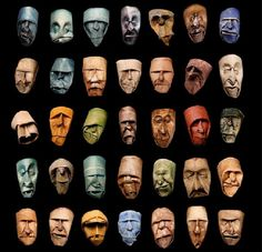 Junior Fritz Jacquet - toilet paper tube masks
