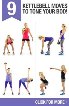 9 total body moves to get you in shape!
