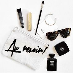 """""""The journey of a thousand miles begins with a single step."""" - Lao Tzu #travel #wanderlust #flying #balitrip #packingessentials #travelessentials #chanel #sunnies #byesydney #aurevoir"""