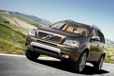 The Volvo XC90. Great design, lots of space and excellent safety standards.