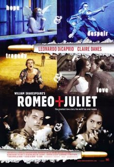 Romeo And Juliet / Romeo i Julia --> 120 min. / Country - USA / Released - 1.XI.1996 / Director - 	Baz Luhrmann