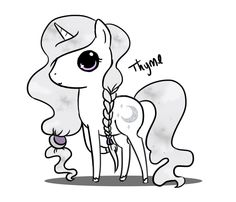 unicorn chibi - Google Search