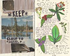 some meaningless field notes from brief but important wanderings