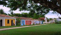 Porto Seguro, Bahia - Brasil - Cidade Velha