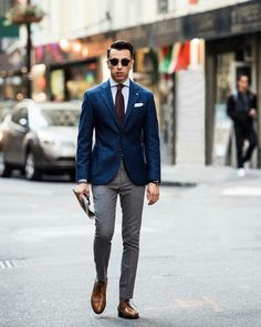 Looking for some amazing work outfit ideas? Look no further, we've curated 11 amazing work outfit ideas for men. #mensfashion #workwear #fashion