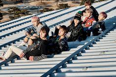 BTS release more concept photos for 'You Never Walk Alone' | allkpop.com