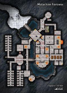 Malachite Fortress